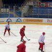 Сборная Беларуси по хоккею готовится к международному турниру в Словакии