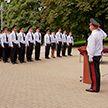 Ряды минской милиции пополнили выпускники профильных вузов