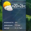 Теплое лето продолжается! Прогноз погоды на 23 августа