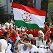 Александр Лукашенко поздравил Эмомали Рахмона с Днём Независимости Таджикистана