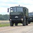Министерство обороны предупреждает о движении по трассам колонн военной техники на командно-штабное учение