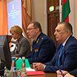 Противодействие росту киберпреступности и коррупции в Беларуси обсудили на совещании с Генпрокурором