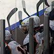Старт серии за бронзу чемпионата Беларуси по хоккею перенесён
