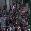 Жители Греции вышли на забастовку против правительственного законопроекта о труде
