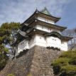 В Токио открыли для публики сады императорского дворца