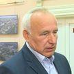 Председатель Витебского облисполкома Николай Шерстнев проголосовал на своем участке