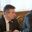 Парламентарии Беларуси и России обсудили вопросы безопасности Союзного государства