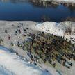 В Гродно в целях безопасности ликвидировали популярное место подледного лова рыбы