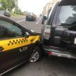 Пять автомобилей столкнулось на улице Кирова в Минске