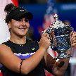 19-летняя Бьянка Андрееску одержала верх над Сереной Уильямс в финале US Open