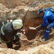Мужчину завалило землёй при прокладке трубопровода в Жодино