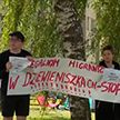 Миграционный кризис в Литве: жители протестуют против создания лагерей для нелегалов