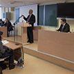 Заместитель гендиректора ВТО Алан Вулф прочитал лекцию  для студентов БГУ