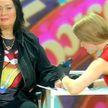 «Птичку хочешь набить?» Лариса Гузеева сделала в эфире «Давай поженимся!» татуировку (ВИДЕО)