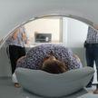 Современный кабинет компьютерной томографии открыли в 5-й городской больнице Минска