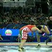 Чемпионат мира по борьбе стартовал в Будапеште
