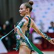 Cразу две медали завоевали белорусские гимнастки на этапе Кубка мира в Баку