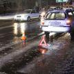 В Витебске автомобиль сбил пенсионера на переходе