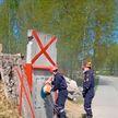 Сводный отряд МЧС Беларуси принимает участие в учениях Корпуса сил СНГ