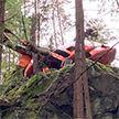 На западе Канады разбился вертолет: два человека пострадали