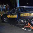 Таксист сбил 17-летнюю велосипедистку в Бресте