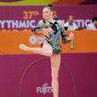 Чемпионат мира по художественной гимнастике в Баку: второе промежуточное место в командном турнире заняла сборная Беларуси