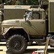 Модернизированная техника поступила в армию Беларуси
