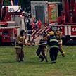 Белорусские спасатели победили на международном конкурсе «Сильнейший пожарный спасатель» в Санкт-Петербурге