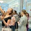 Участники конкурса эстрадной песни «Витебск-2019» побывали во Дворце Независимости