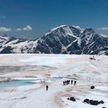 На Эльбрусе обнаружили тело белорусского альпиниста