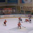Хоккеисты «Немана» сыграли с «Шахтёром» вничью