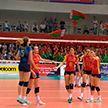 Волейболистки сборной Беларуси начали подготовку к финальной части чемпионата Европы