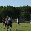Национальная сборная Беларуси по футболу в Минске начала подготовку к поединкам евроотбора с командами Германии и Северной Ирландии