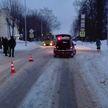 В Городке женщина на Renault сбила на переходе местную жительницу