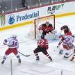 «Нью-Джерси» проиграл очередной матч в регулярном чемпионате НХЛ