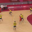 На Олимпиаде стартовали гандбольный и волейбольный турниры