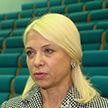 Елена Скрипель переизбрана на пост председателя Белорусской ассоциации гимнастики