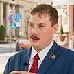 Альберт Сантин: Со стороны Европы мы видим гибридную войну против Беларуси