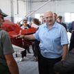 Лукашенко посетил Рогачевский район