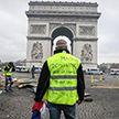 В центре Парижа усилены меры безопасности в связи с очередным «топливным» протестом