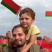 Белорусы проводят митинги в поддержку мира, безопасности и спокойствия всей страны