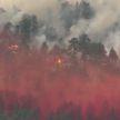 В штате Колородо произошел крупнейший пожар в истории наблюдений