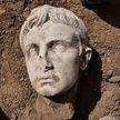 Мраморная голова первого римского императора найдена в Италии
