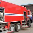 В Орше из горящей квартиры спасли трёх человек