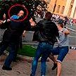 Следственный комитет объявил в розыск подозреваемых в злостном хулиганстве во время протестов
