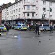 В Германии пенсионерка въехала в толпу людей на трамвайной остановке, пострадали 11 человек