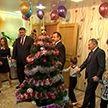 Акция «Наши дети»: воспитанников детдомов навестили премьер-министр, глава «Беларусбанка» и вице-спикер Палаты представителей