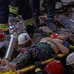 Подъезд жилого дома обрушился в Батуми: восемь человек погибли, возбуждено уголовное дело