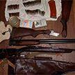 Несколько единиц оружия изъяли у жителя Минска (Видео)