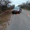 Пешехода в Гродно сбил водитель кроссовера: его ослепил встречный автомобиль